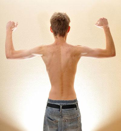 ,افزایش وزن, راههای افزایش وزن, چاق شدن,آموزش بدنسازی و پرورش اندام