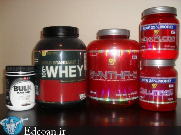 مکملهای با هدف کاهش وزن، افزایش انرژی و استقامت